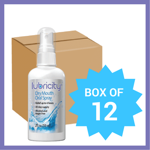 LUBRICITY – Box of 12 Bottles – Free Shipping – Lubricity Lubricity